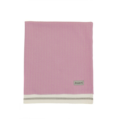 Juddlies Cottage Play Blanket Sunset Pink