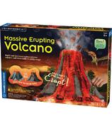 Thames & Kosmos Volcan massif en éruption