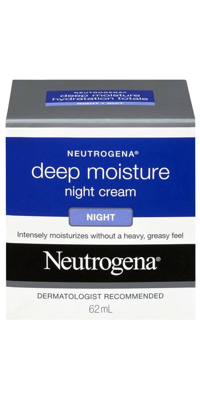 03cbd86c537a Buy Neutrogena Deep Moisture Night Cream from Canada at Well.ca - Free  Shipping