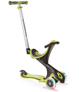 Globber EVO Comfort with Lights Lime Green