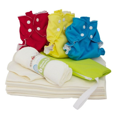 AppleCheeks Cloth Diaper Starter Kit