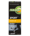 Rub-A535 Sport Heat Cream for Pre-Workout Pain Relief