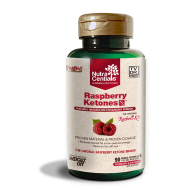 NutraCentials Slimming Essentials Raspberry Ketones NX