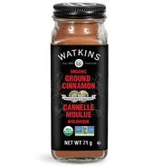 Watkins Organic Ground Cinnamon
