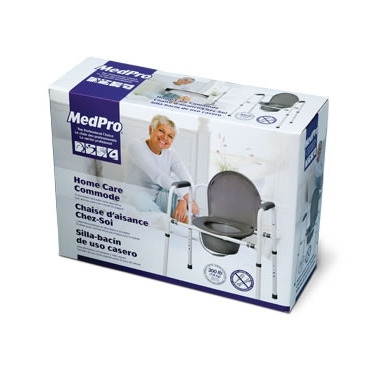 MedPro Home Care Commode