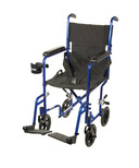 Drive Medical Aluminum Transport Chair
