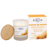 Maison Berger Aroma Candle Energy