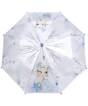Disney Frozen Clear Snowflower Umbrella