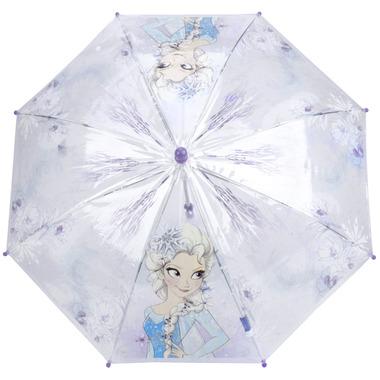 Disney Frozen Clear Snowflower Umbrella