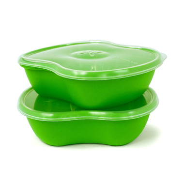 Preserve Square Food Storage Apple Green