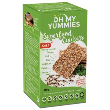 Oh My Yummies Super Kale