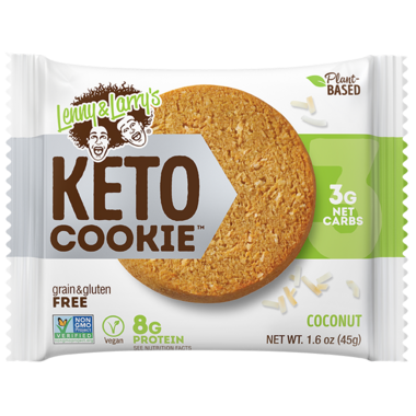 Lenny & Larry\'s Keto Cookie Coconut