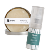 Lavami Shampoo Bar and Dry Shampoo Bundle