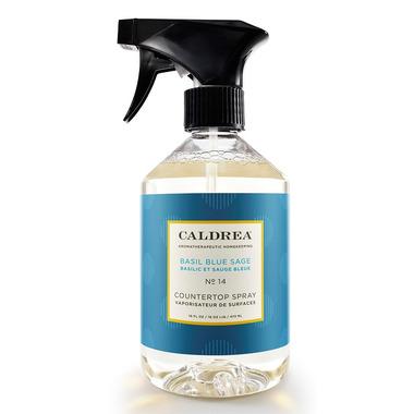 Caldrea Countertop Spray Basil Blue Sage