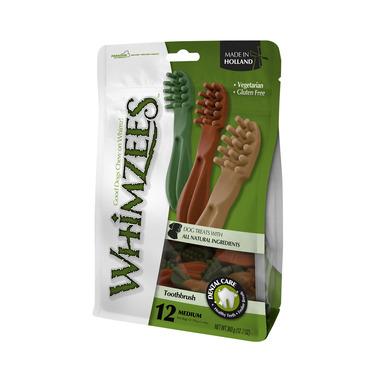 Whimzees Whimzees Toothbrush Medium
