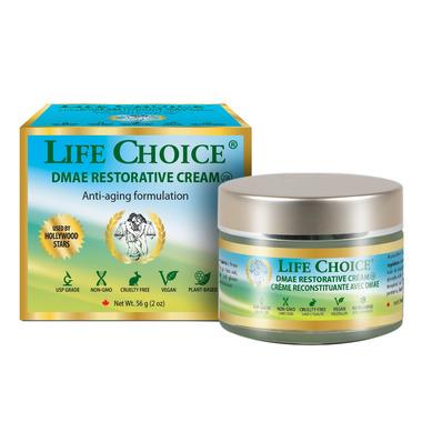 Life Choice DMAE Restorative Cream