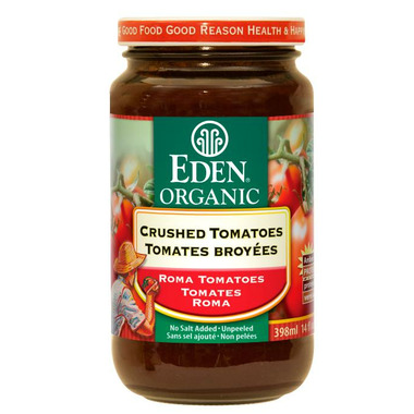 Eden Organic Crushed Roma Tomatoes