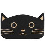 Now Designs Doormat Black Cat