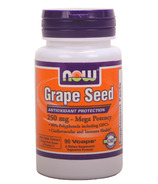 NOW Foods Grape Seed Mega Potency