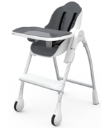 Oribel Cocoon High Chair Slate