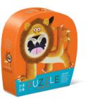Crocodile Creek 12-Piece Mini Puzzle Lion Roar