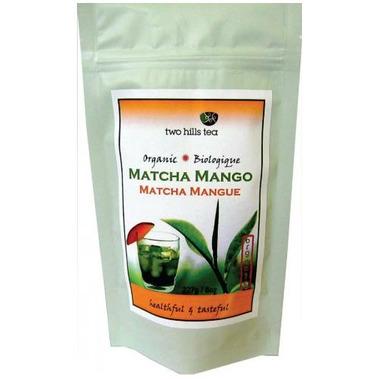Two Hills Tea Organic Matcha Mango