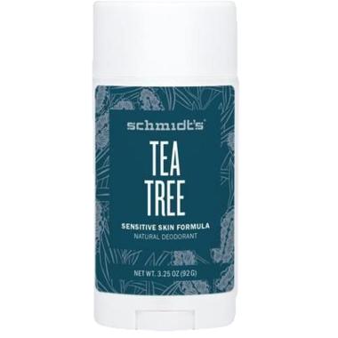 Schmidt\'s Deodorant Tea Tree Sensitive Skin Deodorant