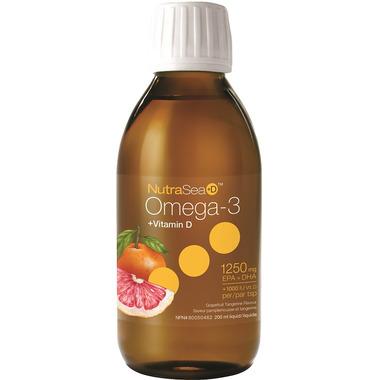 NutraSea +D Grapefruit Tangerine