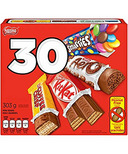 Nestle 30 Assorted Snack Bars