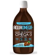 AquaOmega Omega-3 Fish Oil AEP Extra EPA Coffee