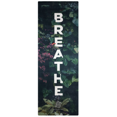Supported Soul Supreme All-In-One Yoga Mat Tropical Breathe