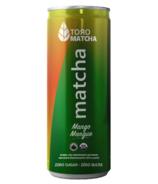 ToroMatcha Infusion Énergisante Pétillante Mangue