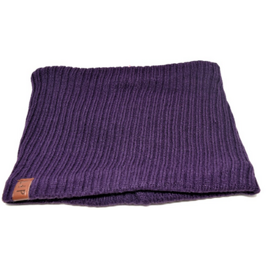 L&P Apparel Aspen Winter Scarf Plum