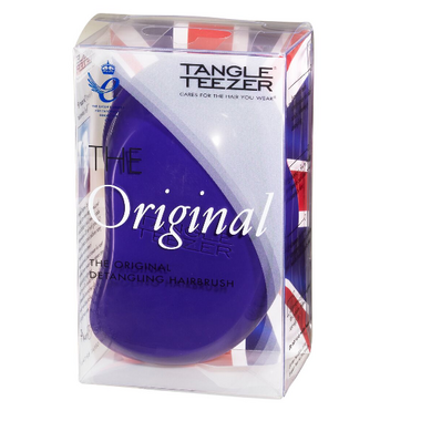 Tangle Teezer The Original Detangling Hairbrush Purple/Pink