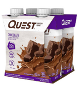 Quest Nutrition Ready To Drink Protein Shake Chocolate