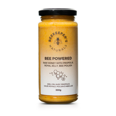 Beekeeper\'s Naturals Bee Powered
