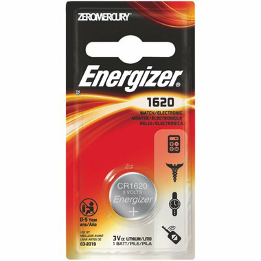 Energizer Watch Battery 1620