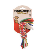 Mammoth Small 10 Inch Cloth Rope Bar Dog Toy