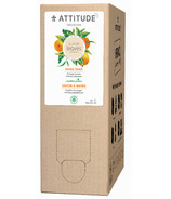 ATTITUDE Super Leaves Bulk To Go Hand Soap Orange Leaves