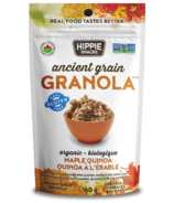 Hippie Snacks Granola Ancient Grain Maple Quinoa