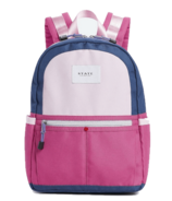STATE Mini Kane Colour Block Navy & Rose
