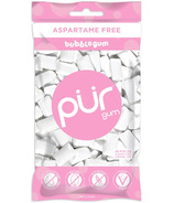 PUR Sugar-Free Gum Bubblegum Bag