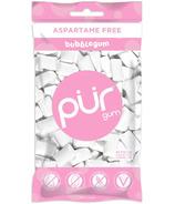 PUR Sugar-Free Gum Bubblegum Bag