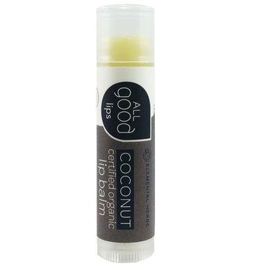 All Good Coconut Organic Lip Balm