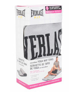 Everlast Microfiber Yoga Mat Towel