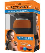 KT Tape Recovery + Ice and Heat Massage Ball