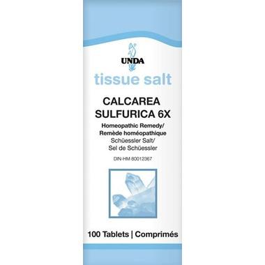UNDA Calcarea Sulfurica 6x