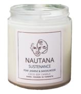 Nautana Co. Candle Sustenance