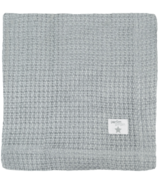 Perlimpinpin Knitted Bamboo Blanket Grey