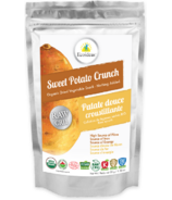 Ecoideas Organic Raw Sweet Potato Crunch